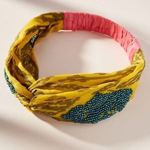 Anthropologie Lola Beaded Headband (BNWT)